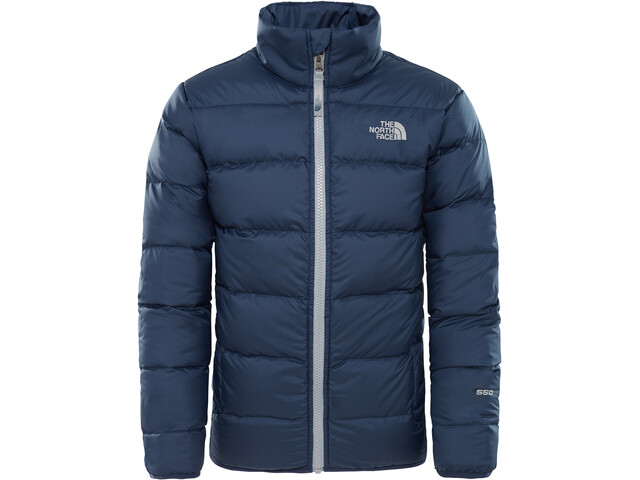 The North Face Andes Jas Jongens, cosmic blue/mid grey